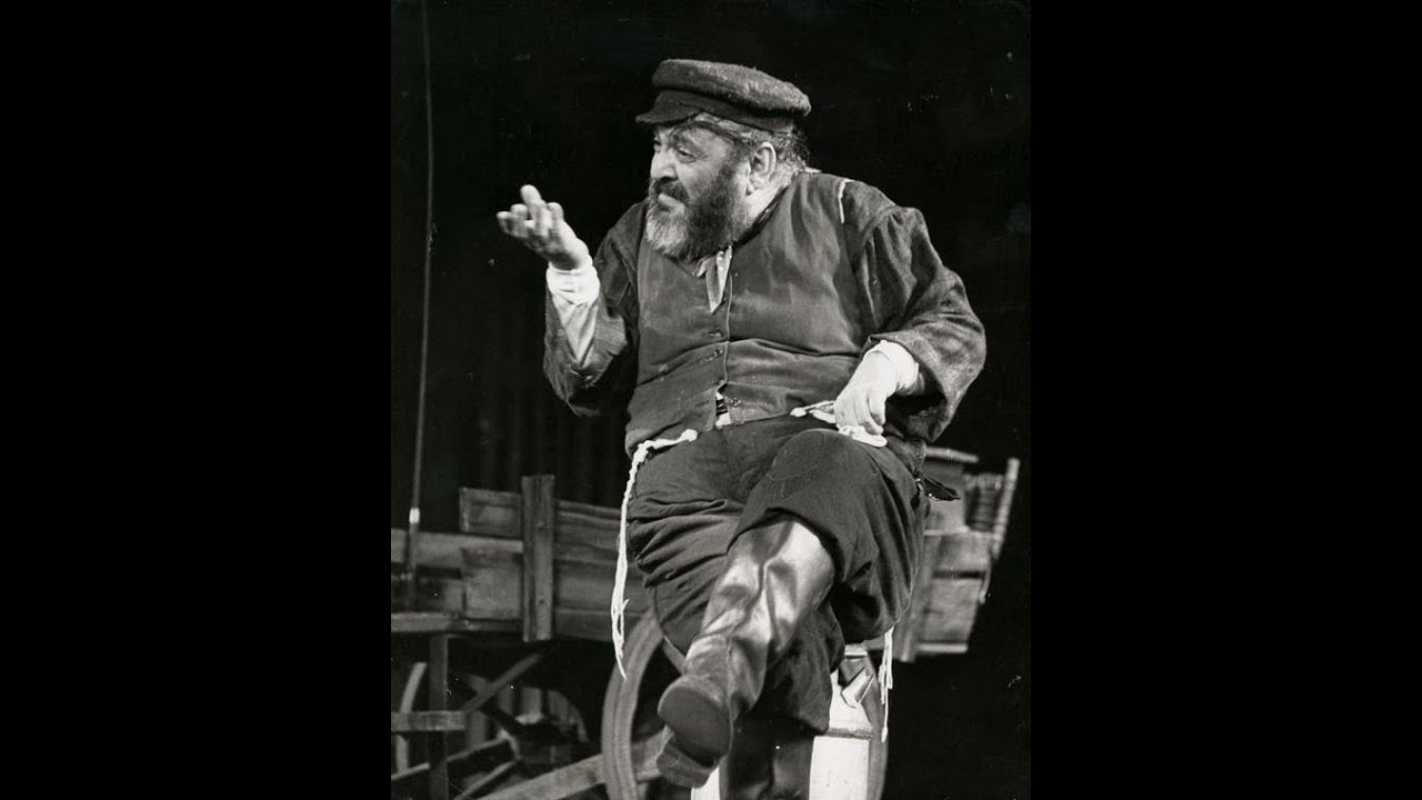 Fiddler On The Roof Do You Love Me 1964 Youtube