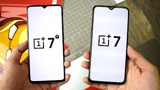 OnePlus 7T vs OnePlus 7: Speed Test!!!