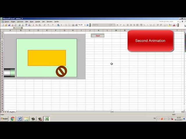 Ms Excel Vba Animation Examples | Net Merkez Advanced Ms