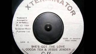 Cocoa Tea & Jessie Jender - She