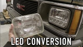 Are Leds A Worthy Upgrade For An Older Vehicle? Jimmy Resto Ep.6