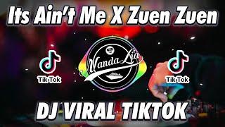 DJ IT AIN'T ME SLOW X ZUEN ZUEN TIKTOK VIRA TERBARU 2021