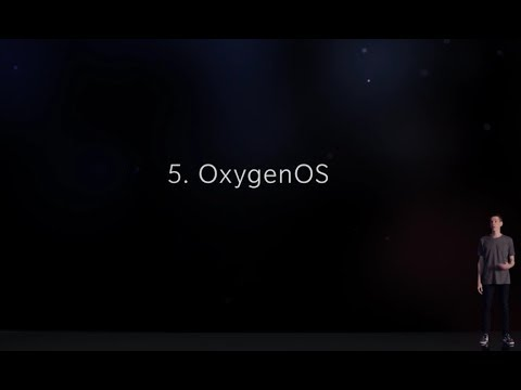 OnePlus 5 - OxygenOS Features