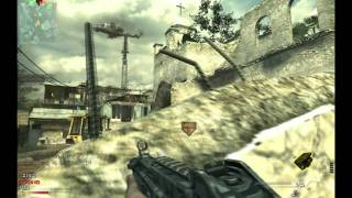 Luckiest MW3 Throwing Knife across map yet?(1080p)