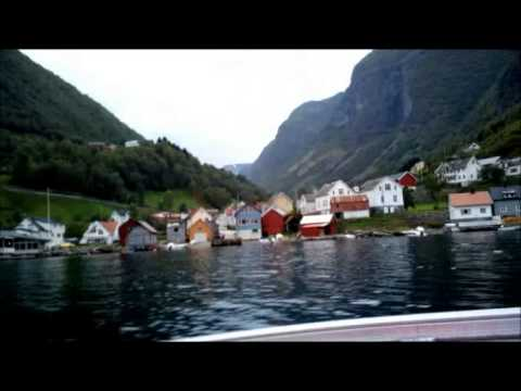 Boat Trip AurlandsFjorden NaerFjorden and SogneFjorden