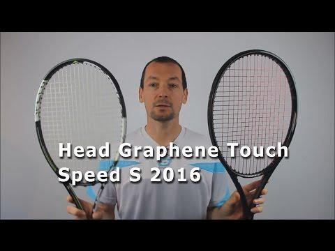 Head Graphene Touch Speed S  - Test par Team-Tennisfr