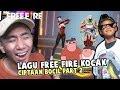 LAGU FREE FIRE CIPTAAN BOCIL PART 2! MAKIN NGAKAK!!!