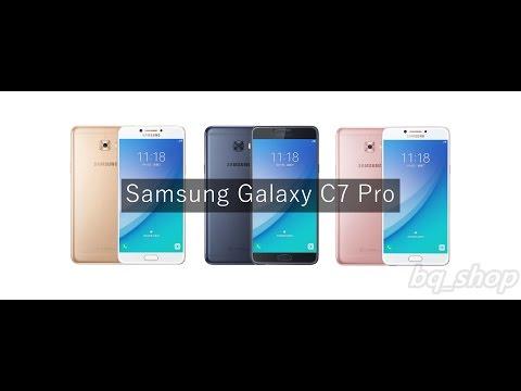 "Samsung Galaxy C7 Pro C7010 5.7"" 16MP 64GB 4GB RAM International Version OPEN BOX"