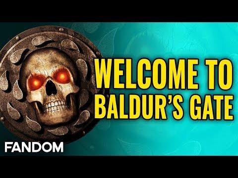 Welcome To Baldur's Gate - History & Setting Explained
