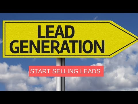 How To Generate Leads For A Lead Generation Business