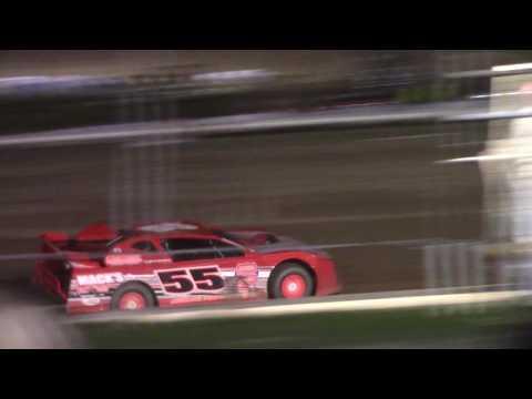 Hummingbird Speedway (6-18-16): Street Stock Feature