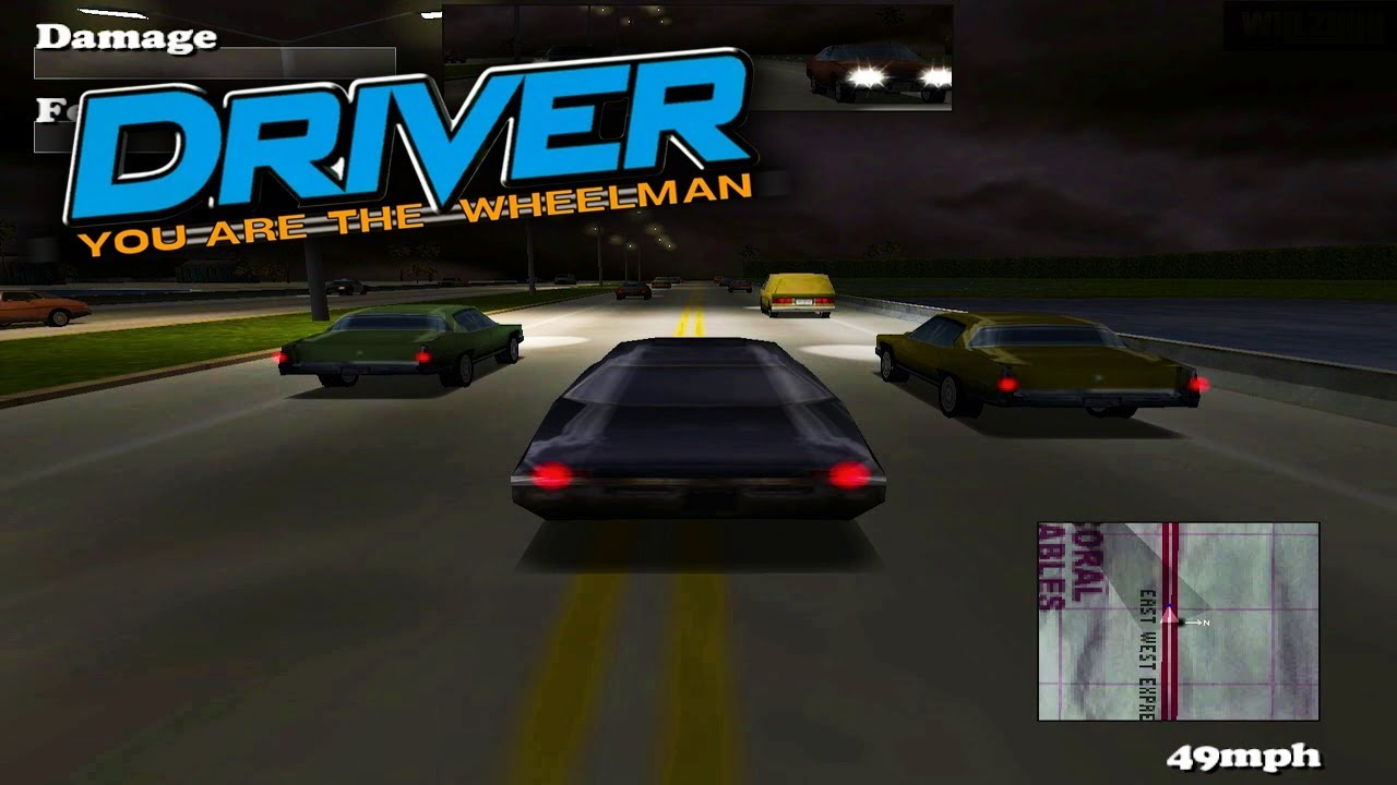 Driver You Are the Wheelman - Mission #3 - Ticco's Ride