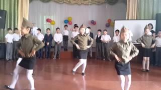 "Танец ""Катюша"" 3 Д класс"