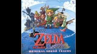 The Legend Of Zelda : Wind Waker - Main Theme (Extended Version)