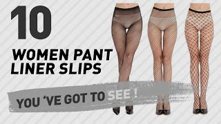Women Pant Liner Slips, Amazon Uk Best Sellers Collection // Women's Fashion 2017