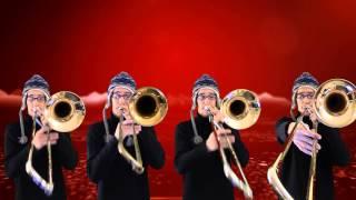 Day 2 - Silver Bells: Trombone Arrangement