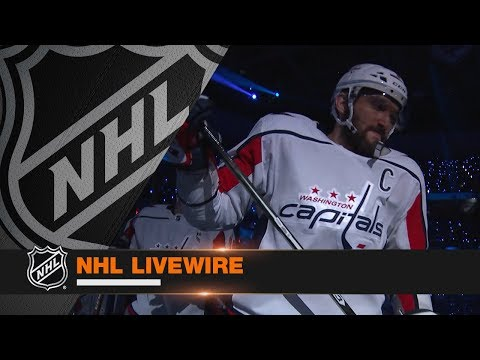 NHL LiveWire: Capitals, Lightning mic'd up for feisty ECF Game 2
