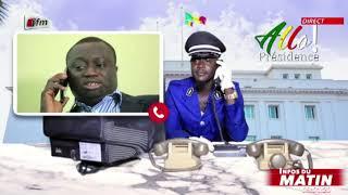 Infos du matin 08 Février 2021 - Allo Présidence avec Per bou Khar, Doyen & Ndiaye