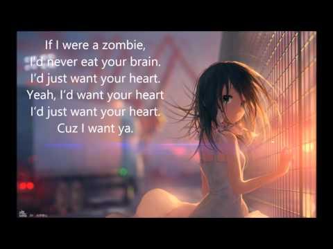 Nightcore - The Zombie Song w/ lyrics