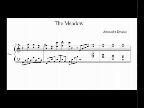 The Meadow (Sheet Music)