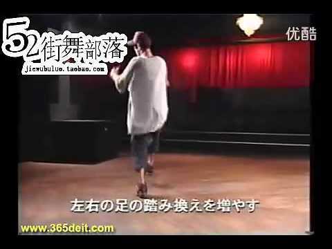Dance Style Hip Hop - Hip Hop Basic Moves