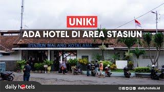 Review Hotel Unik Dengan Pemandangan Tak biasa di Balava Malang