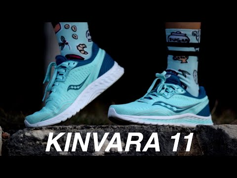 SAUCONY KINVARA 11 REVIEW | The Best Lightweight Running shoe is Back