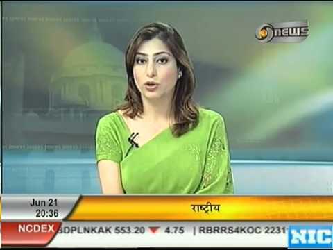 sakal bhatt dd news 42 - bashir malik dd news - YouTube