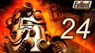 Fallout 1 - Часть 24 (Военная база)