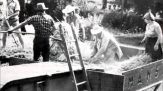La trebbiatura del frumento e le misure storiche dei cereali