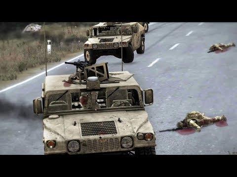 ARMA 3 Movie