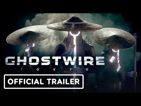 GhostWire: Tokyo Official Reveal Trailer – E3 2019