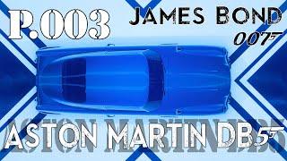 Сборка Aston Martin DB5 - Part 3