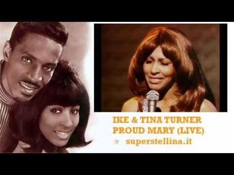 Ike & Tina Turner: Proud Mary (Live)