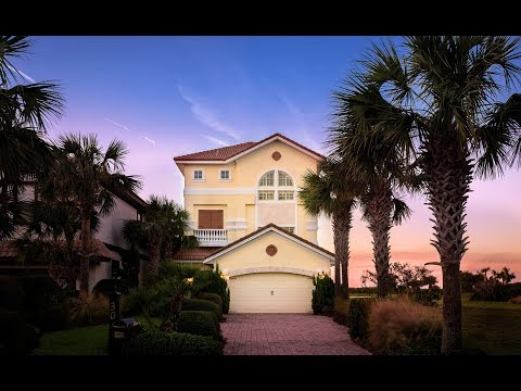 AMAZING Golf and Ocean Views from this Hammock Beach Home in Palm Coast FL-30 Northshore Ave.