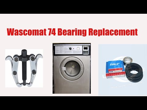How To Change The Bearings In A Lg Washing Machine Doovi
