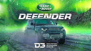 D3 Land Rover Defender. 2021 видео