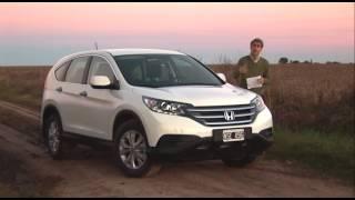 Honda CRV LX 2WD - Test - Matías Antico