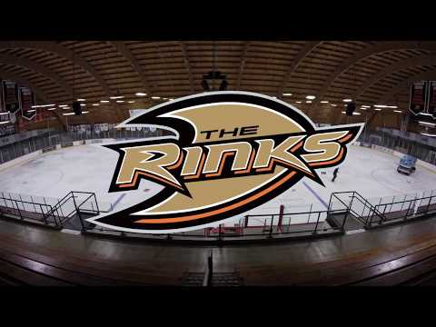 The Rinks - Anaheim ICE:  Timelapse