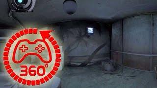 360 Video - Relaxation Chamber Evacuation, Portal 2