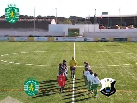 Sporting de Viana vs União de Montemor