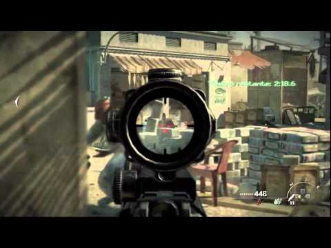 "Guia Call of Duty Modern Warfare 3/12 ""Devolver al remitente"" Veterano"
