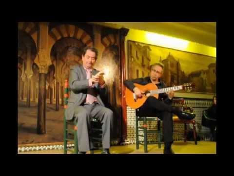 Rincon del cante Manolo Vilchez 4-4-2014 - Fernando Sancho