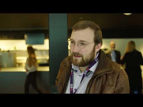 Crypto Summit 2018: Charles Hoskinson