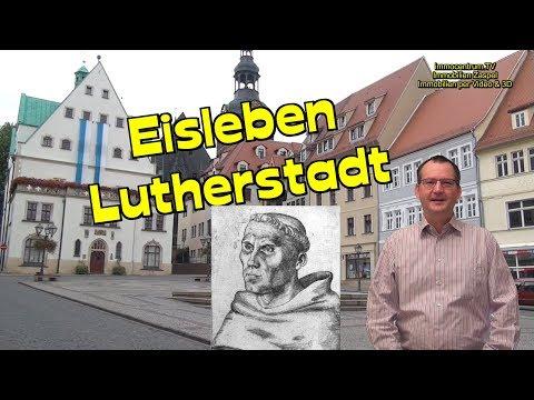 Lutherstadt Eisleben in Sachsen-Anhalt-Martin Luther  *Reisetipps Deutschland - travel tips germany