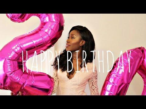 HAPPY BIRTHDAY SAIRA ! | 20TH BDAY VLOG