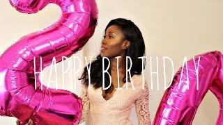 One of Sarah Destiny's most viewed videos: HAPPY BIRTHDAY SAIRA !   20TH BDAY VLOG