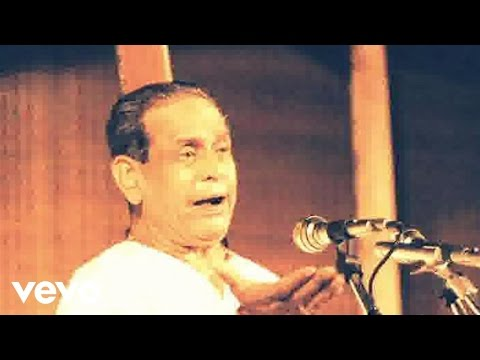 Pt. Bhimsen Joshi - Raga Patdeep (Dhun Dhun Bhaag (Pseudo Video))