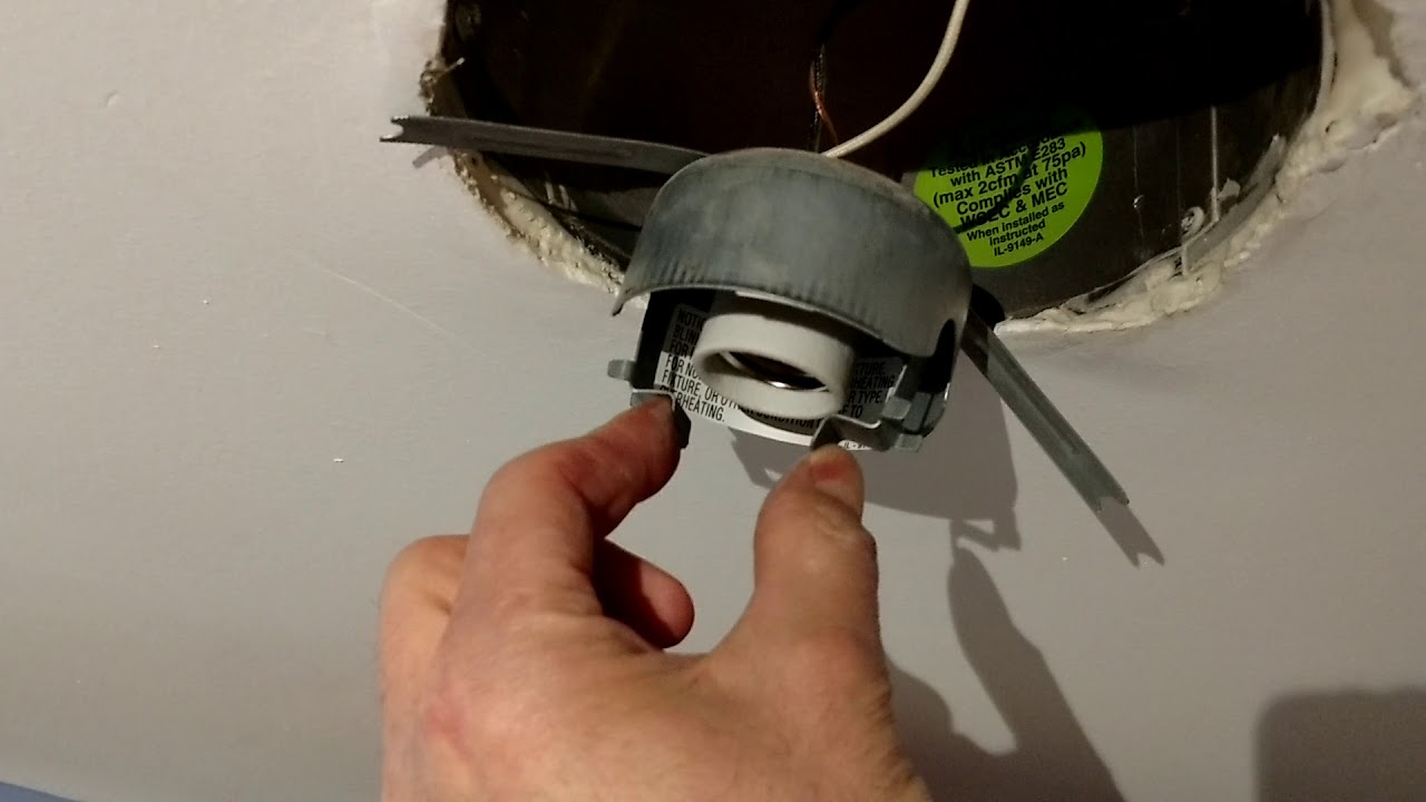 making led retrofit recessed lights with spring loaded pins work with lightolier type recessed cans