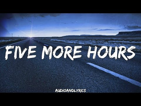 Deorro - Five More Hours ft. Chris Brown (Lyrics)